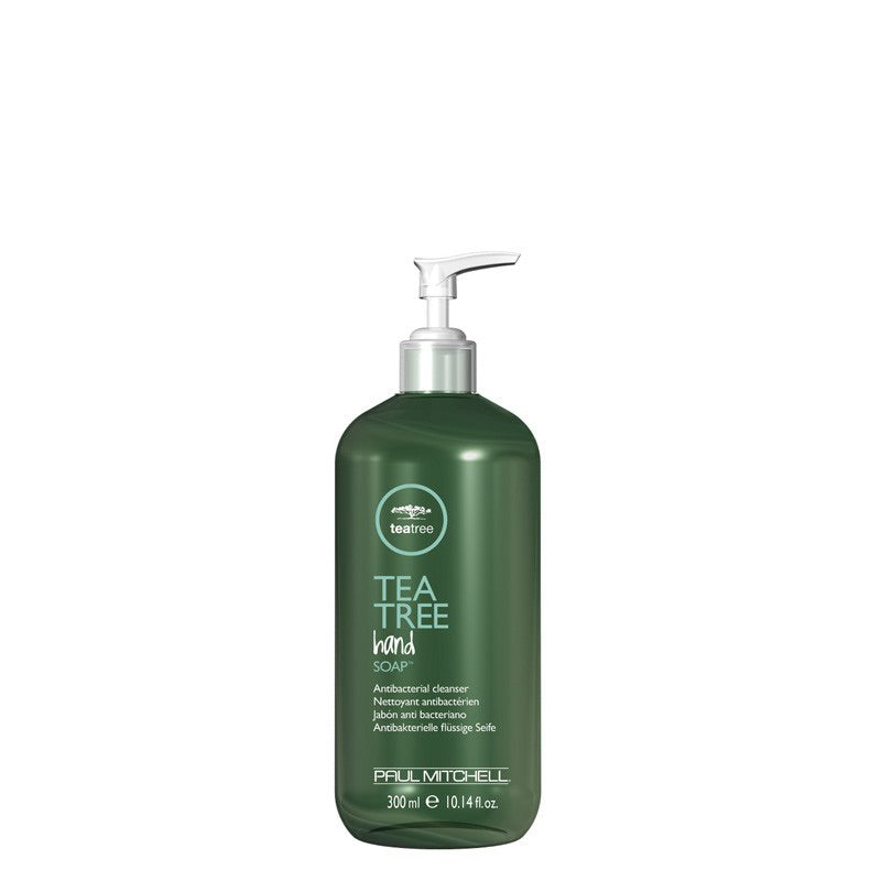Paul Mitchell Tea Tree Hand Soap 300 ml, nestemäinen, antibakteerinen käsisaippua nordic hair house olaplex