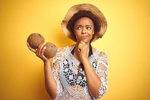 Benefits of Coconut Oil for Hair