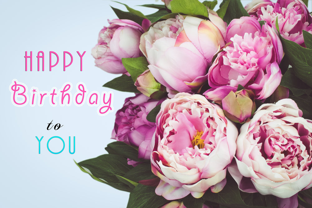 Birthday Flowers: The Perfect Gift