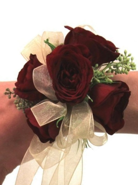 Corsage Rose Spray