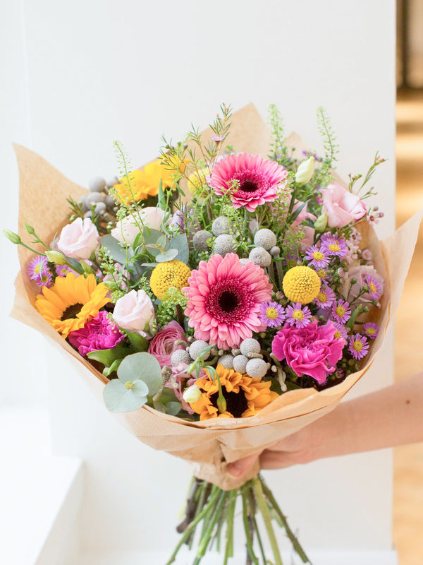 The-Favourite Hand-tied Bouquet