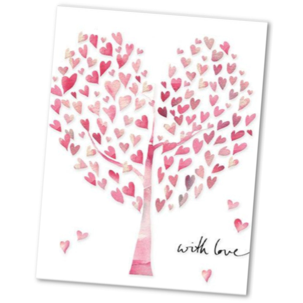 With Love Greetings Card (will vary)