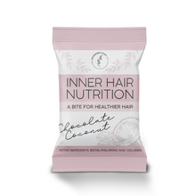Load image into Gallery viewer, Inner Hair Nutrition Chocolate Coconut Product Image
