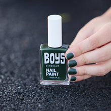 Load image into Gallery viewer, Green Boys Nail Polish