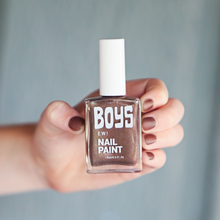 Load image into Gallery viewer, Brown Boys Nail Polish
