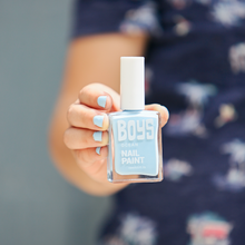 Load image into Gallery viewer, Blue Boys Nail Polish