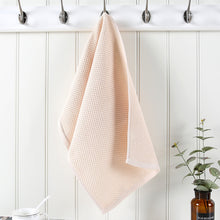 Load image into Gallery viewer, 100% Cotton Hand Waffle Towels