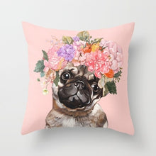 Load image into Gallery viewer, Animal, Unicorn, Sloth, Decorative Throw Pillows Case Cushion Cover These are Tyler's Favorite