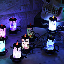 Load image into Gallery viewer, New Arrival Halloween Decorative LED Candle Lamp