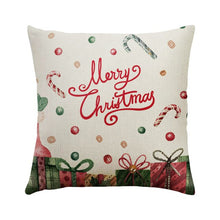 Load image into Gallery viewer, 2019 New Christmas Deer And Other Designs Too cushion pillow inserts are available