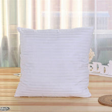 Load image into Gallery viewer, White Soft Cotton Pillow insert for Pillow Covers We Sell, 45cm x 45cm