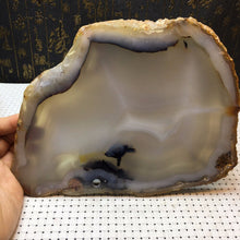 Load image into Gallery viewer, Amazingly BEAUTIFUL Agate Slices, Tray For Candles/Home Decor