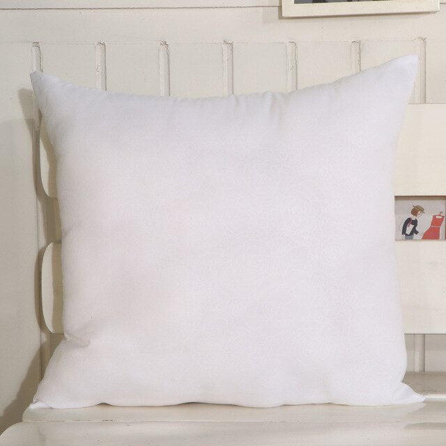 Bedding White Throw Pillow Core Inner For The Beautiful Pillow Covers We Have