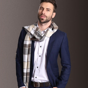 Men's Fall/Winter Scarf in 22 Different Colors