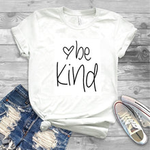 "Load image into Gallery viewer, Women's ""Be Kind"" T-Shirt"