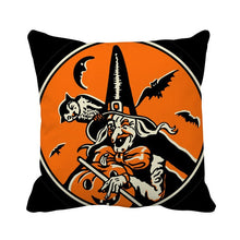 Load image into Gallery viewer, New For 2019 Halloween Pillowcases Decor for Home 2019