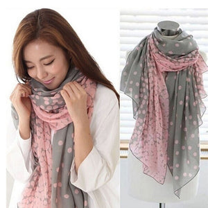 New For Autumn Sheer Beautiful Scarf