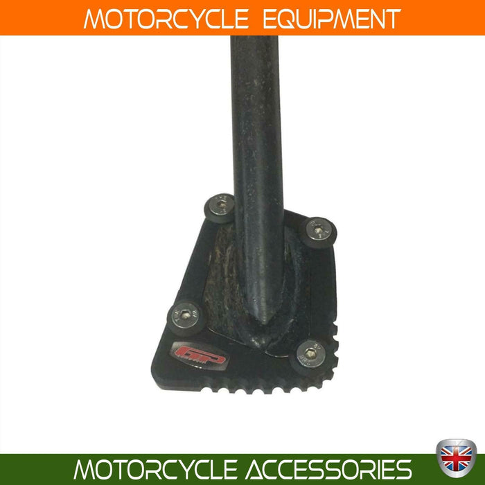 Bmw R 1200 GS ADV side stand enlarger 2004-2012