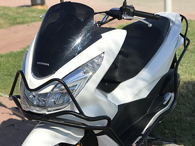 Honda PCX full crash bar cover bumper guard protector 2014-17