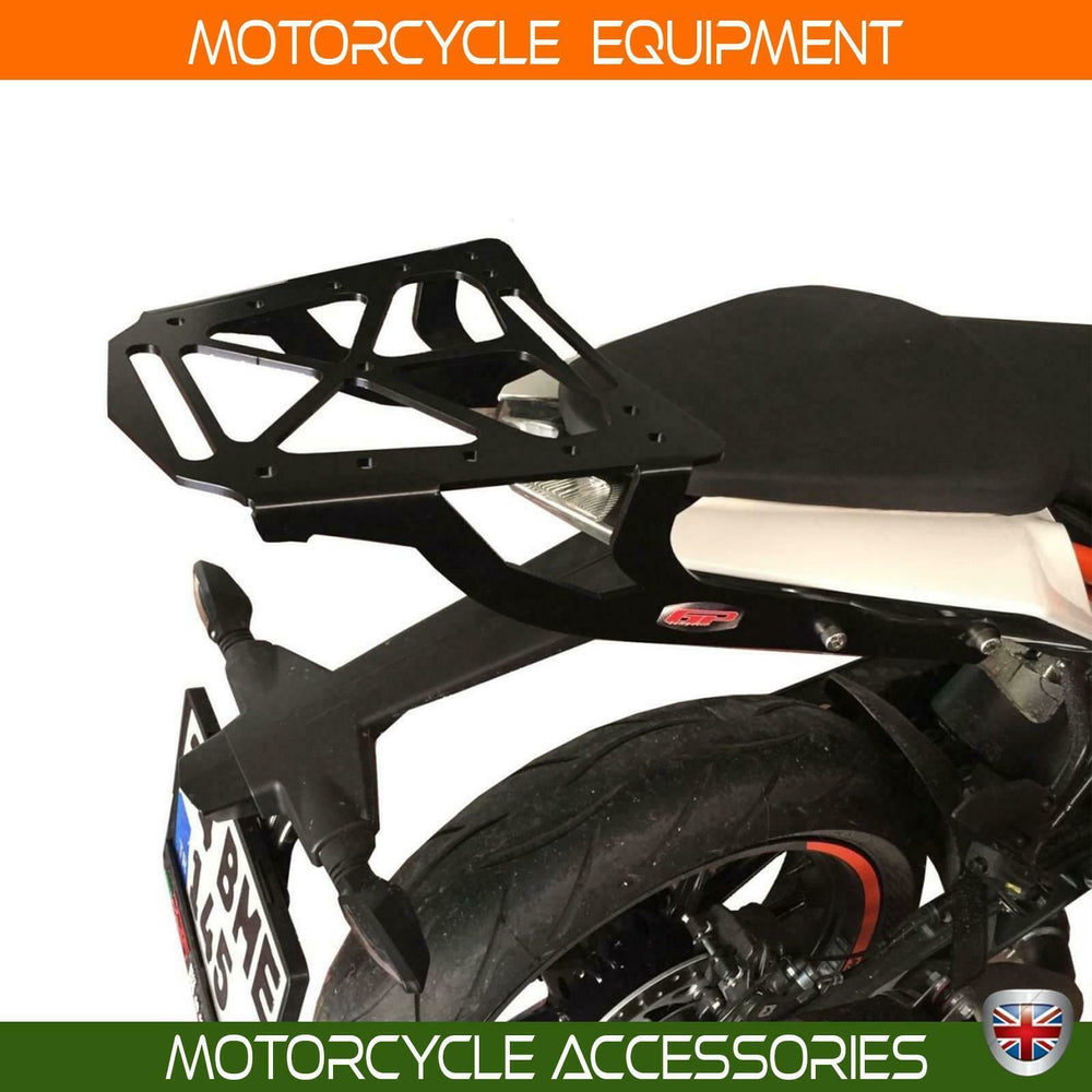 KTM Duke  125-200-250-390 topcase rear rack luggage carrier 17-21