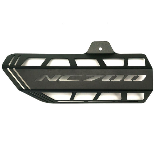 Honda NC700X NC700S exhaust guard 2012-14