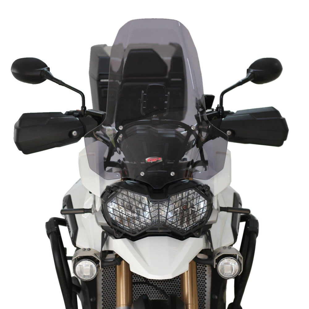 Triumph Tiger 1200 smoke 58 cm windscreen 2016- 2021