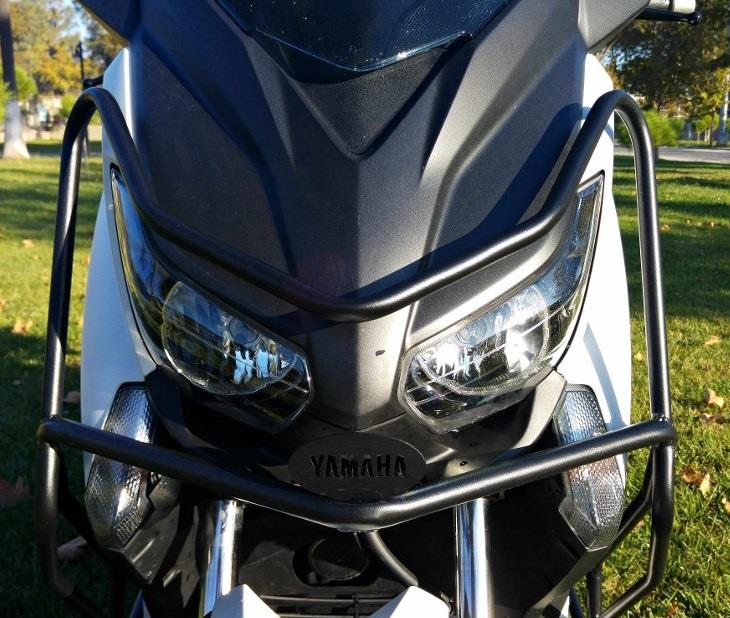 Yamaha XMAX 250 fairing guard crash bar cover bumper protector 2014-17