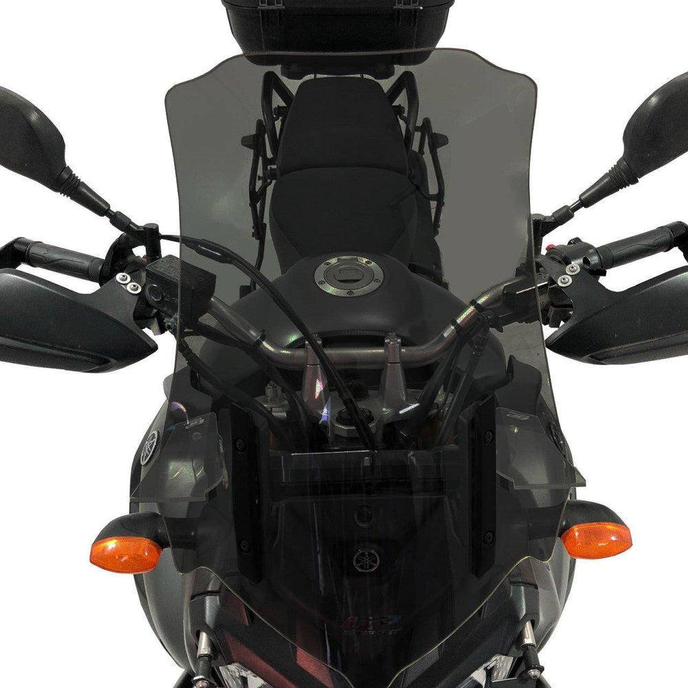 Yamaha XT1200Z Super Tenere  smoke windscreen 51cm 2010-13