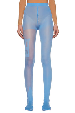 Blue Jeans '69' Tights