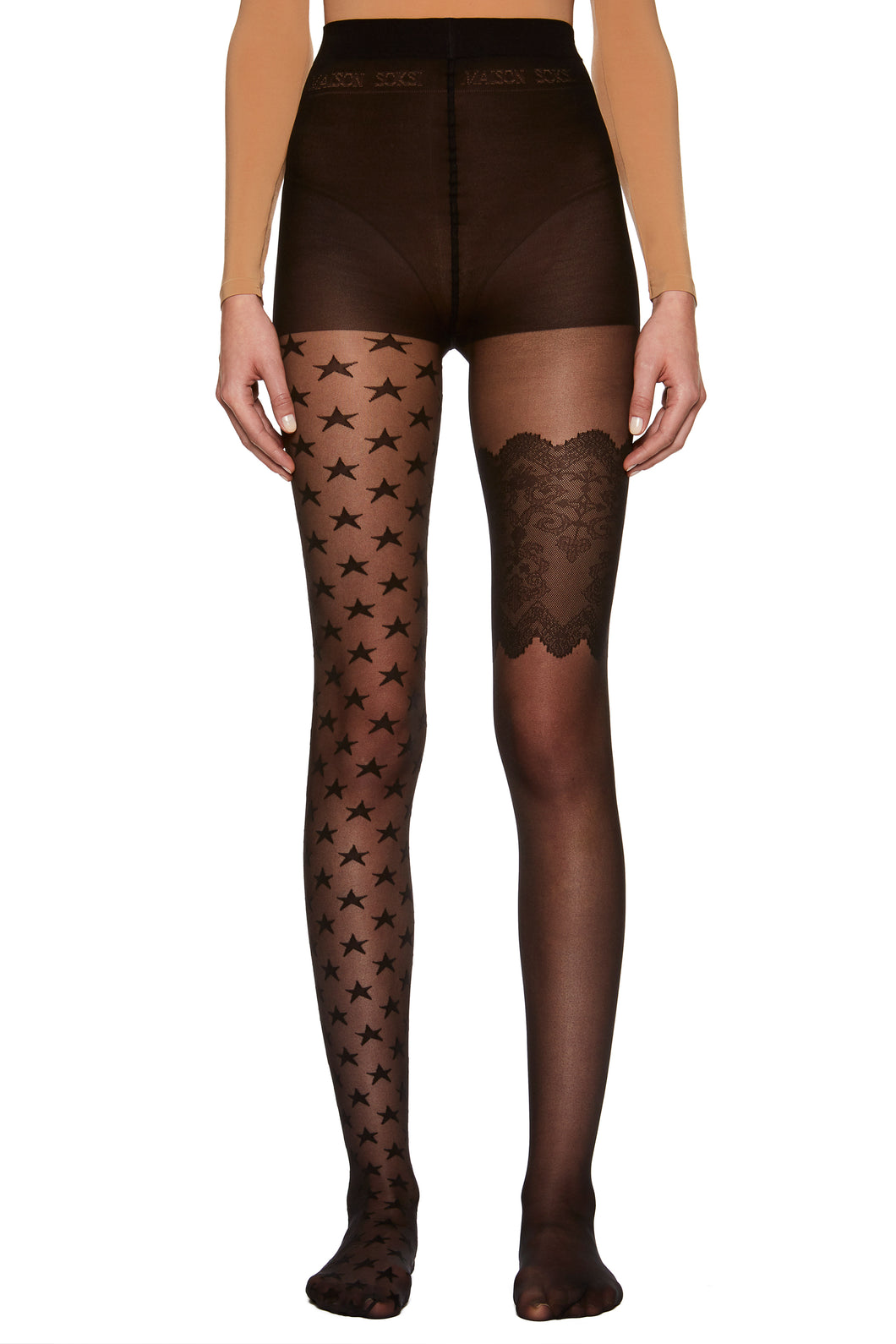 Black 'Classic' Tights