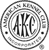 We are registered with the AKC