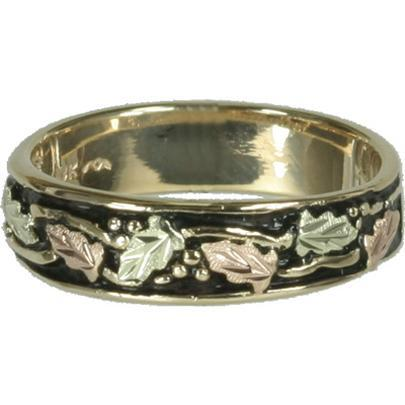 Black Hills Gold Ring G1119MA - Berg Jewelry & Gifts