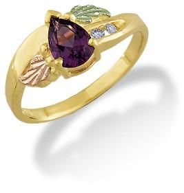 G LLR3009-202 Black Hills Gold Ring - Berg Jewelry & Gifts