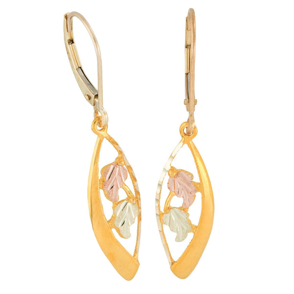 G3427LR MTR BHG LEVERBACK EARS - Berg Jewelry & Gifts