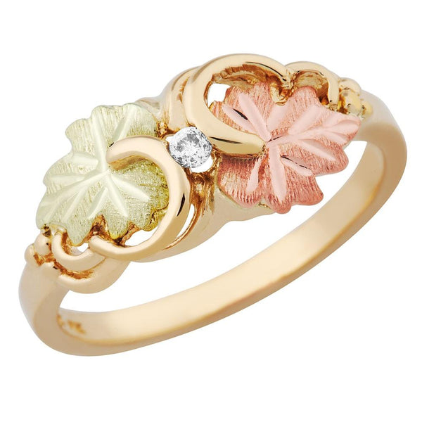 GSD1843 (51535) L BHG DIA RING - Berg Jewelry & Gifts