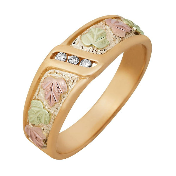 GSD1846D (51171) M DIA BAND - Berg Jewelry & Gifts