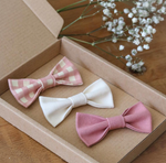 Pretty Pink Gingham Set