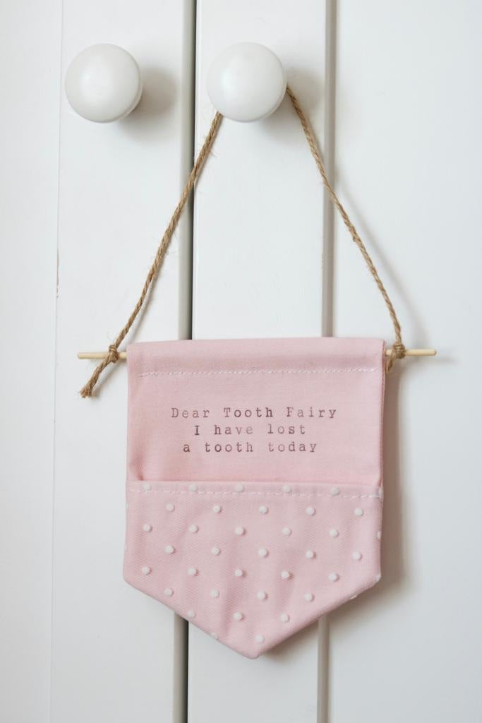 Tooth Fairy Pockets
