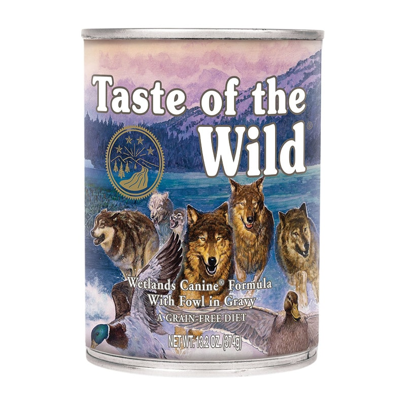 Taste Of The Wild - Canned - Wetlands Wild Fowl - 13.2oz