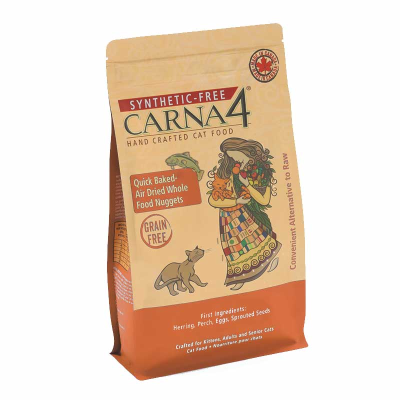 Carna4 - Cat - Fresh Fish Formula Herring & Salmon