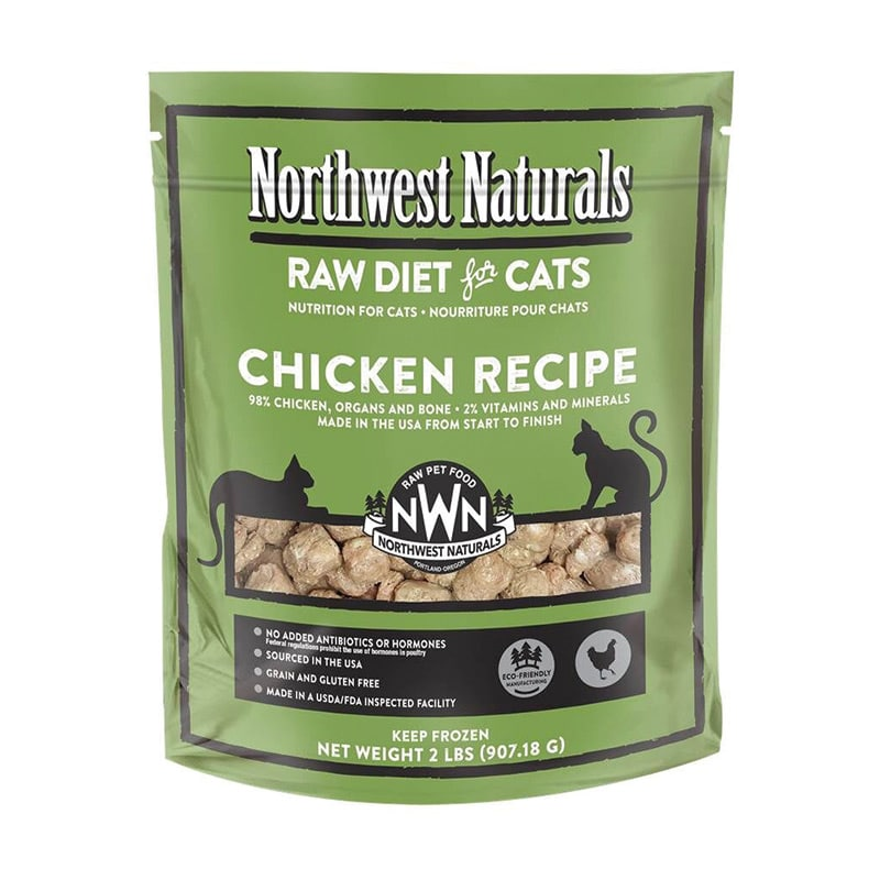 Northwest Naturals - Cat - Chicken Nibbles - 2lb