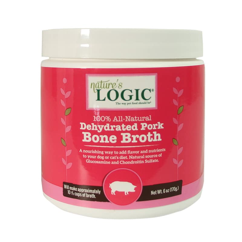 Nature's Logic - Bone Broth - Pork