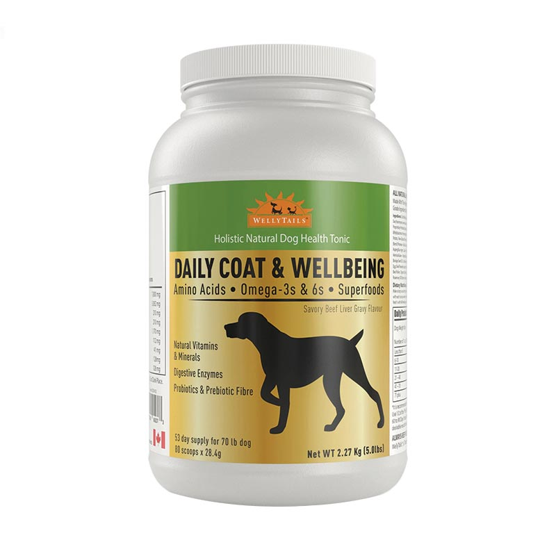 Welly Tails - Daily Coat & Wellbeing