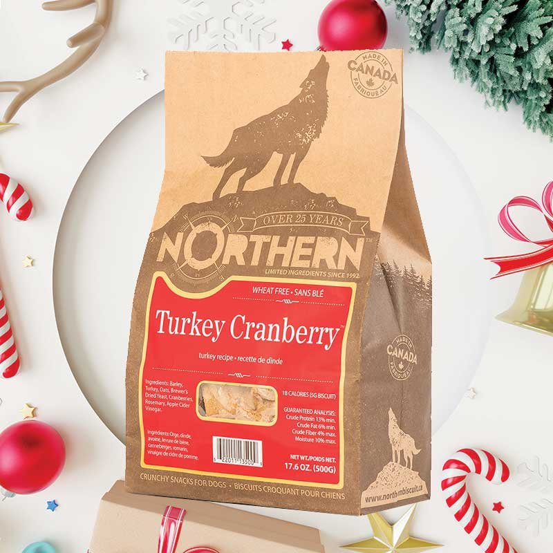 Northern Biscuit - Wheat-Free - Turkey Cranberry