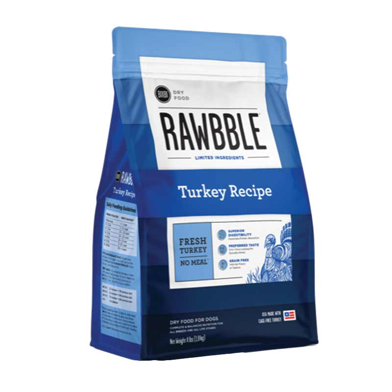 BIXBI - Dry - Rawbble - Turkey
