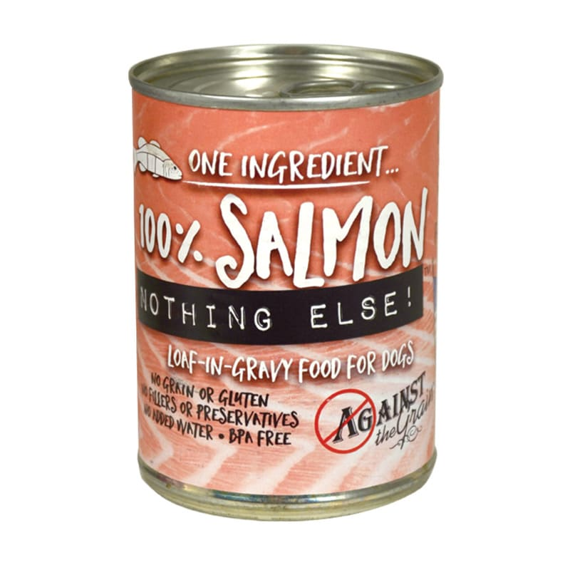 Against the Grain - One Ingredient Salmon - 11oz