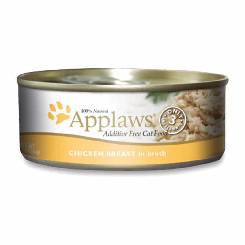 Applaws - Can - Chicken & Rice - Case/24 156g