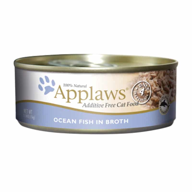 Applaws - Can - Ocean Fish - Case/24 156g