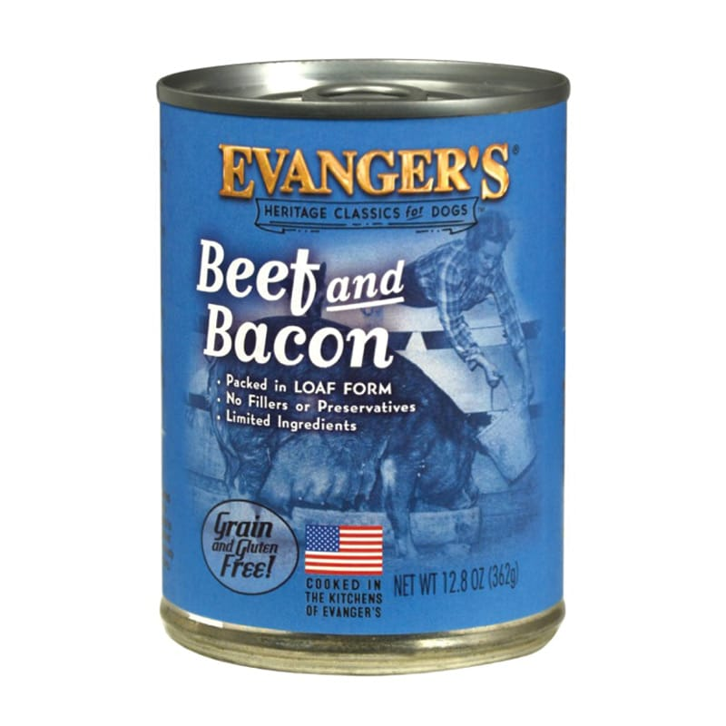 Evangers - Dog - All Meat Classic - Beef & Bacon - 13oz