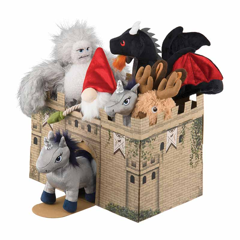 PLAY - Willow's Mythical Creatures 10 Piece Set w/Display